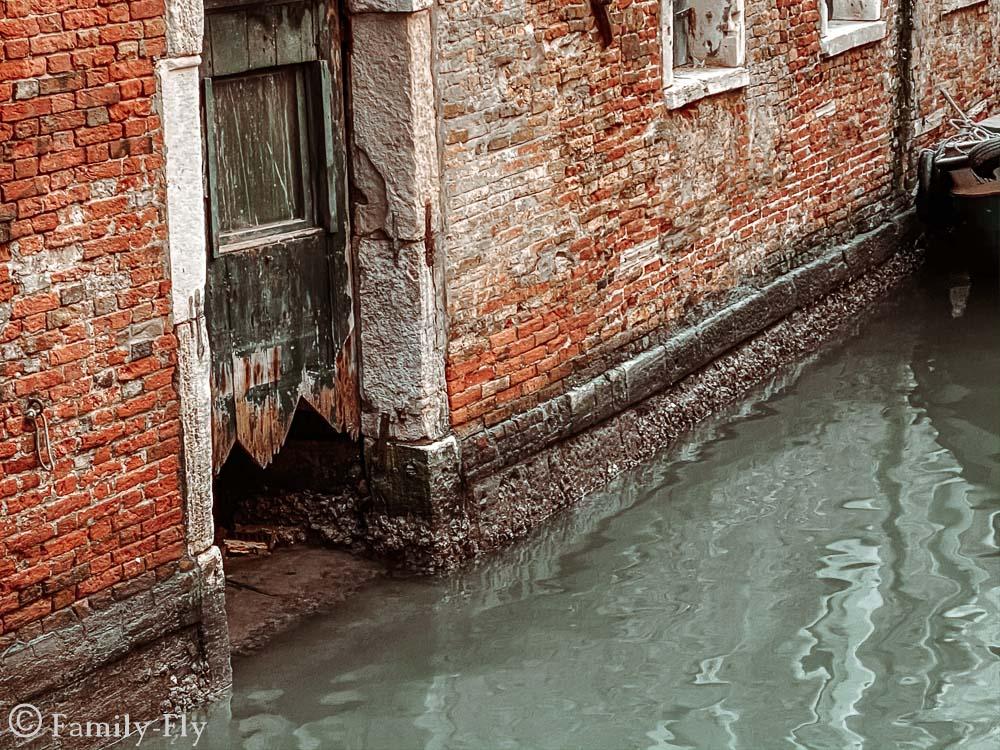 Venedig Marode Tuer