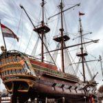 Amsterdam-Het-Scheepvaartmuseum-außen