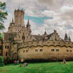 Schloss Marienburg Park