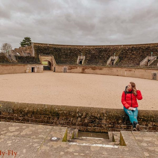 Archäologischer Park Xanten Arena