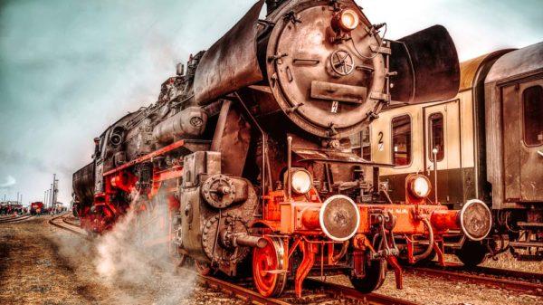 Eisenbahnmuseum Bochum Dampflok