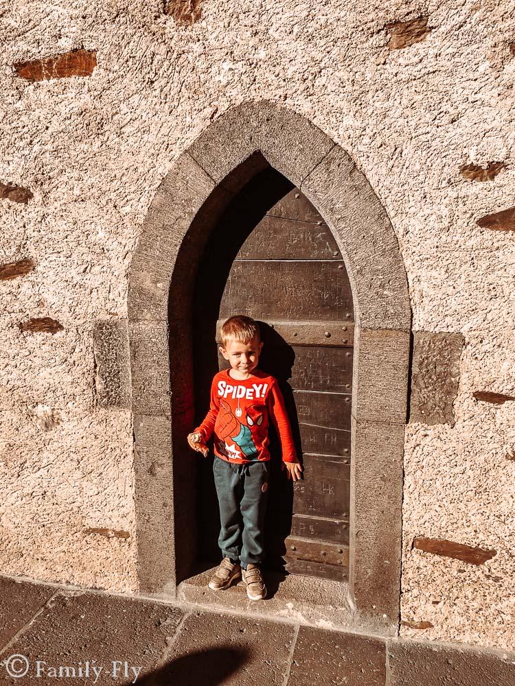 Die kleinste Tür