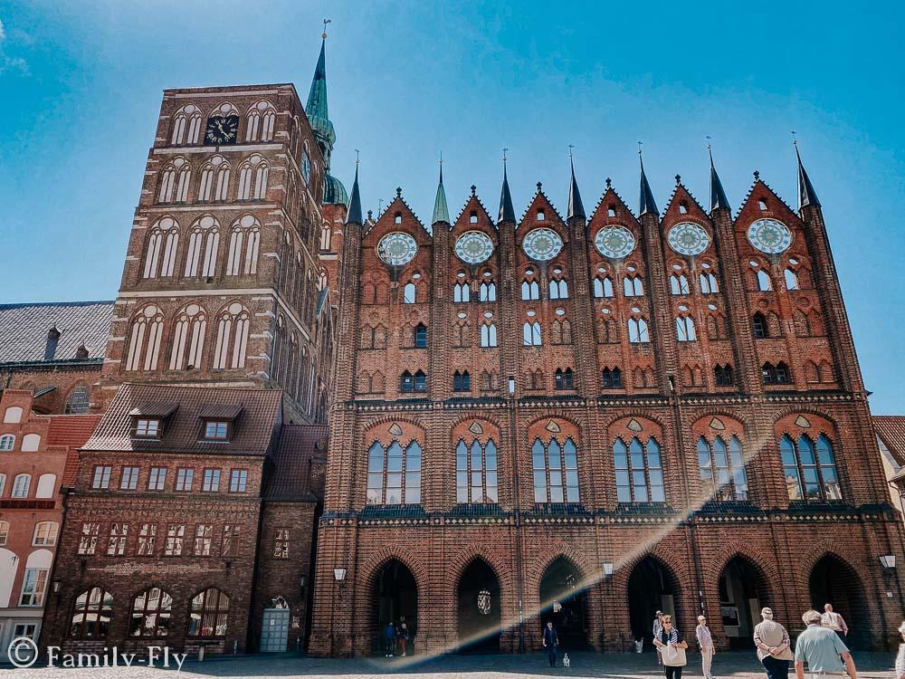Stralsund-Rathaus