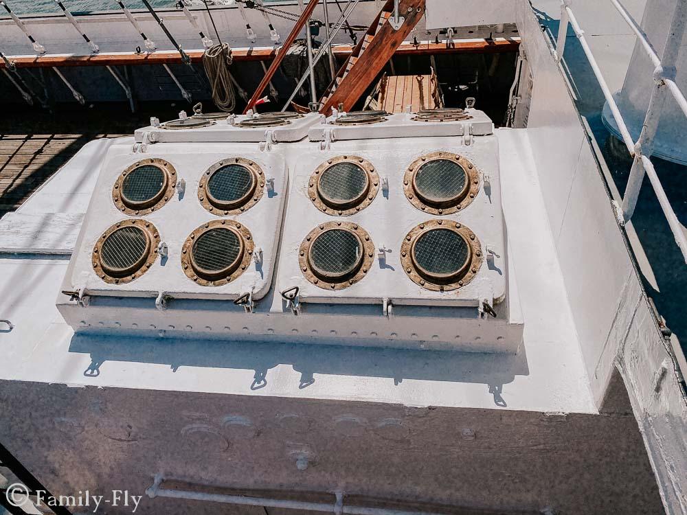 Stralsund Schiff