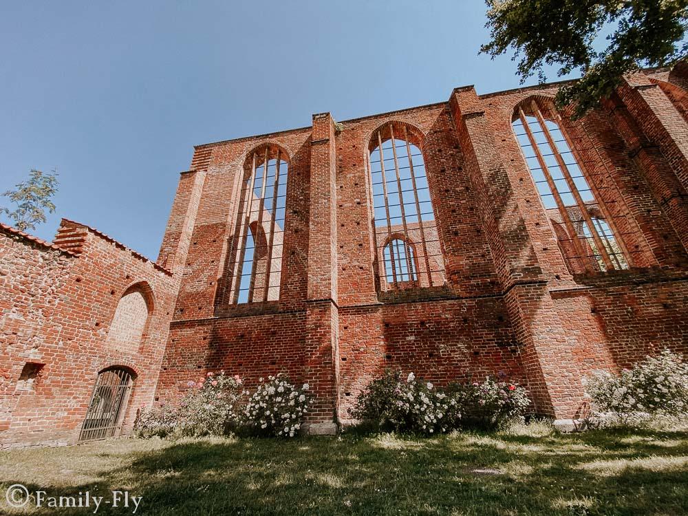 Stralsund Ruinen Kloster