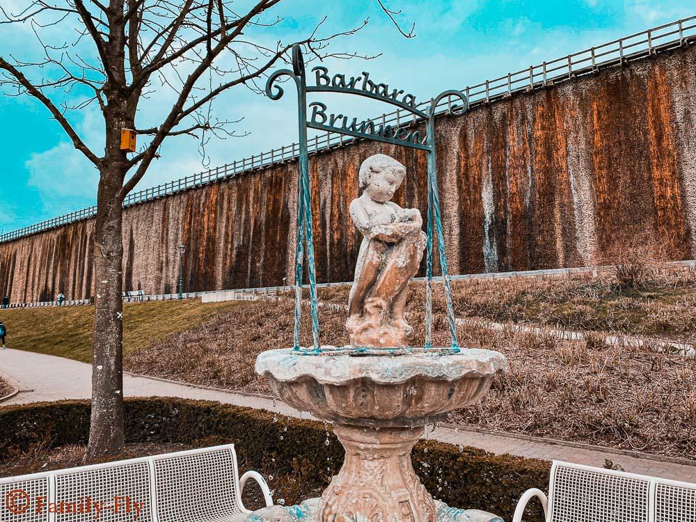 Bad Rothenfelde Barbara Brunnen Details