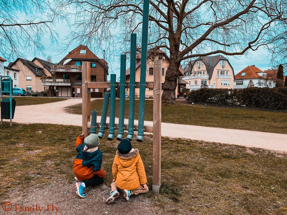 Park Spiele fuer Kinder Bad Rothenfelde