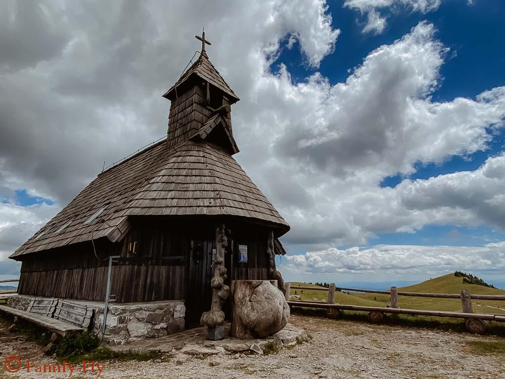 Kapelle am Hochalm