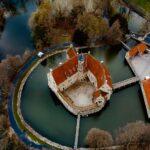 Burg Vischering Drohne