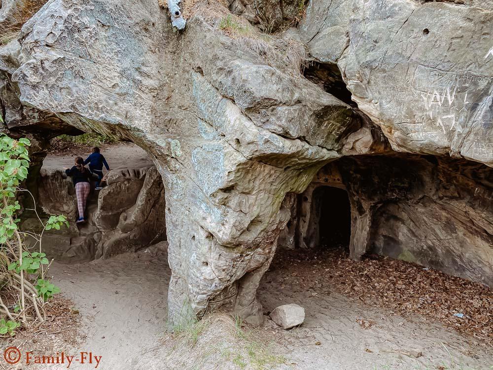 Höhlenwanderung Harz