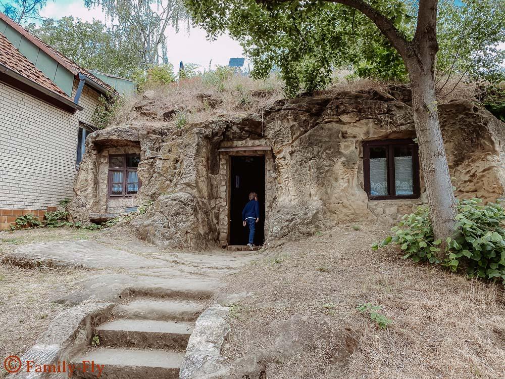 Höhlenwohnungen Harz