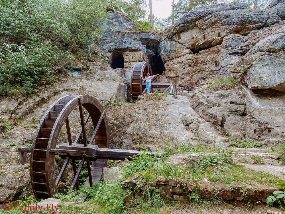 Regensteinmühle Harz