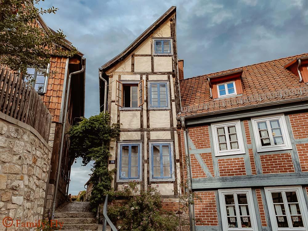 Quedlinburg Fachwerk